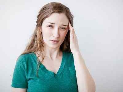 Головные боли в области виска слева - причины