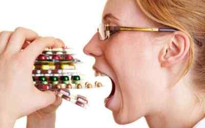 Применение амитриптилина вместо эрготамина