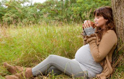Во время беременности рекомендуется пить травяной чай