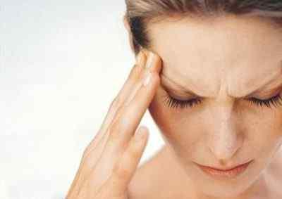 Классическая мигрень с аурой