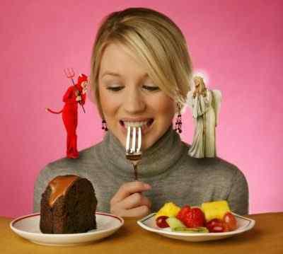 Неправильное питание и плохой образ жизни