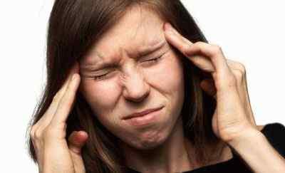 Другие проявления слабого кроветворения в области головы