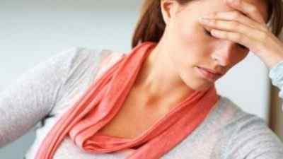 Анемия – одна из причин головокружения